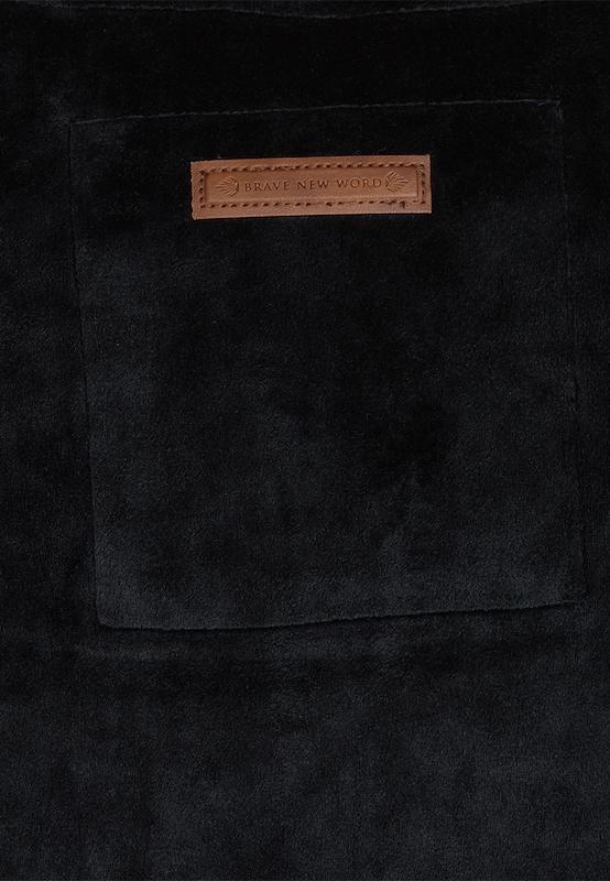 naketano Male Zipped Jacket 'Birol Mack III' in blau Männer