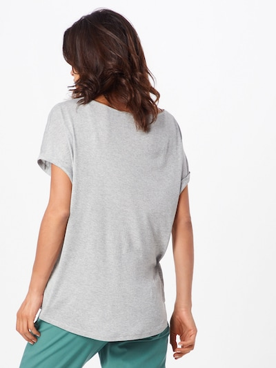 ABOUT YOU Koszulka oversize 'Elea' w kolorze szarym: Widok od tyłu