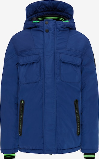 Petrol Industries Winterjacke in blau, Produktansicht