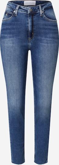 Calvin Klein Jean '010' en bleu denim, Vue avec produit