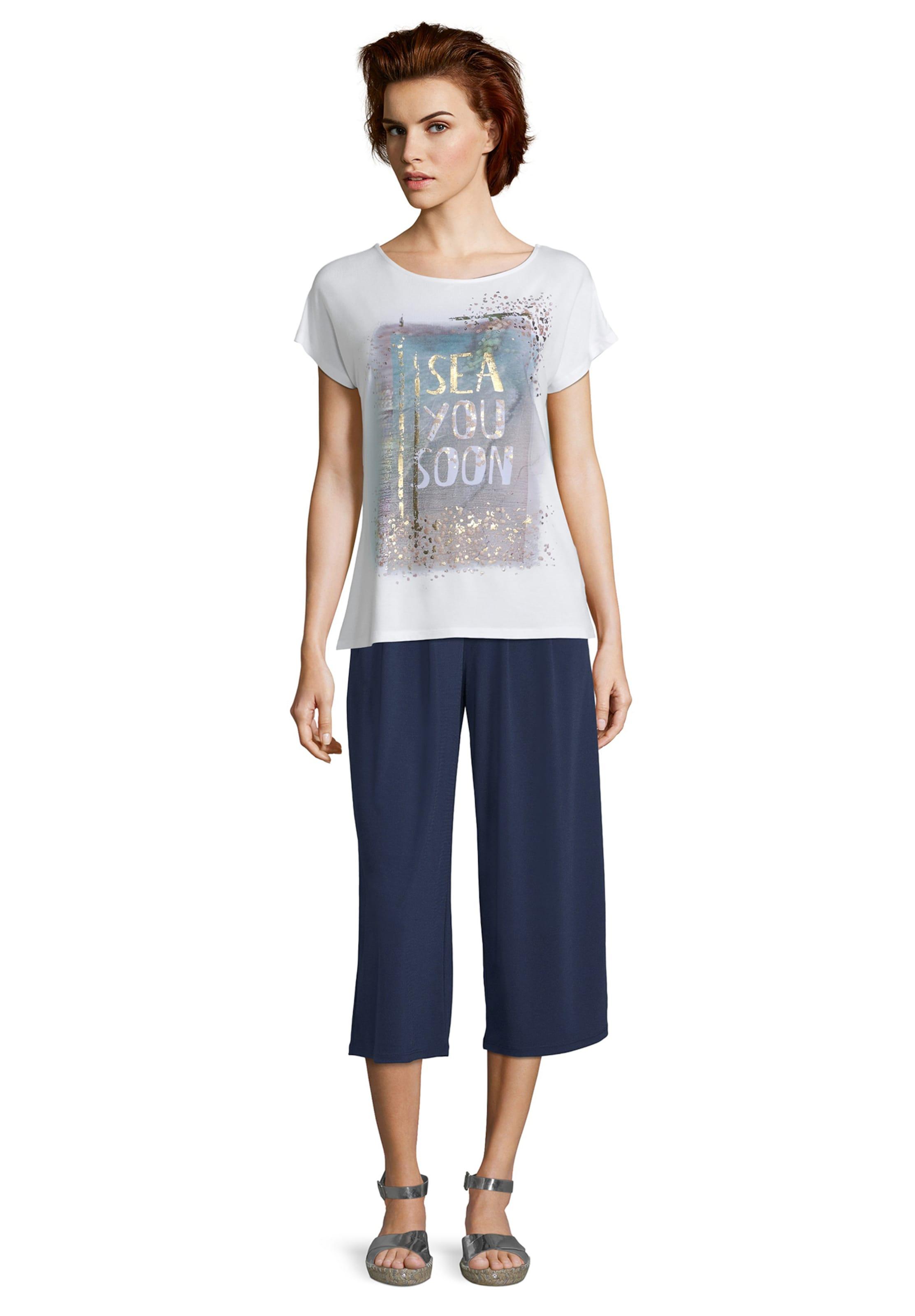 Jade Shirt Lavendel Betty Barclay Weiß OpalGold In wOZTkuXiP