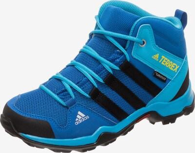 ADIDAS PERFORMANCE Outdoorschuh 'Terrex AX2R Mid Cp' in blau / hellblau / schwarz, Produktansicht