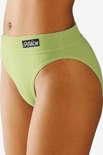 GO IN Jazzpants (4 Stck.) in blau / grün / orange / rot, Produktansicht