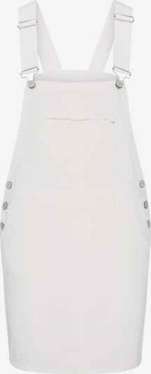MUSTANG Kleid 'Bib' in weiß, Produktansicht