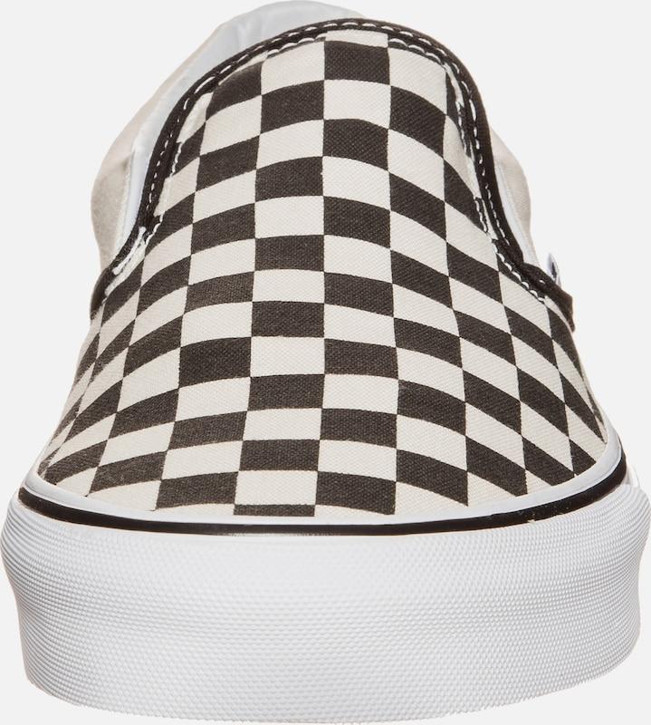 VANS Sneaker Classic Slip-On Checkerboard