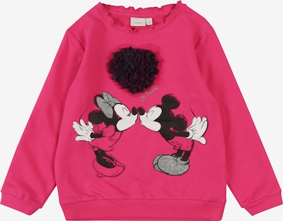 NAME IT Sweatshirt 'Minnie Mouse' in fuchsia, Produktansicht