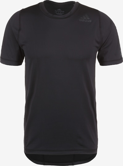 ADIDAS PERFORMANCE T-Shirt 'Alphaskin' in schwarz, Produktansicht