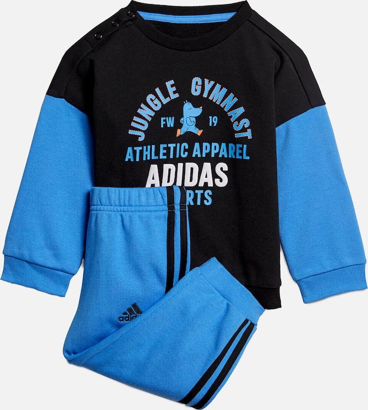 Jogginganzug GRAPH JOGG für Jungen, adidas Performance