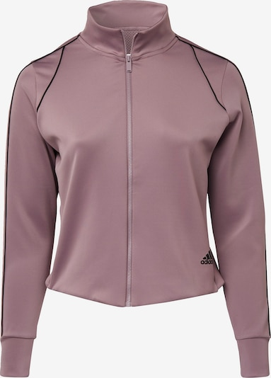 ADIDAS PERFORMANCE Trainingsjacke in lila, Produktansicht