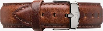 Daniel Wellington Lederband in braun, Produktansicht