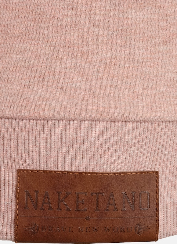 Naketano Female Sweatshirt Reorder Viii