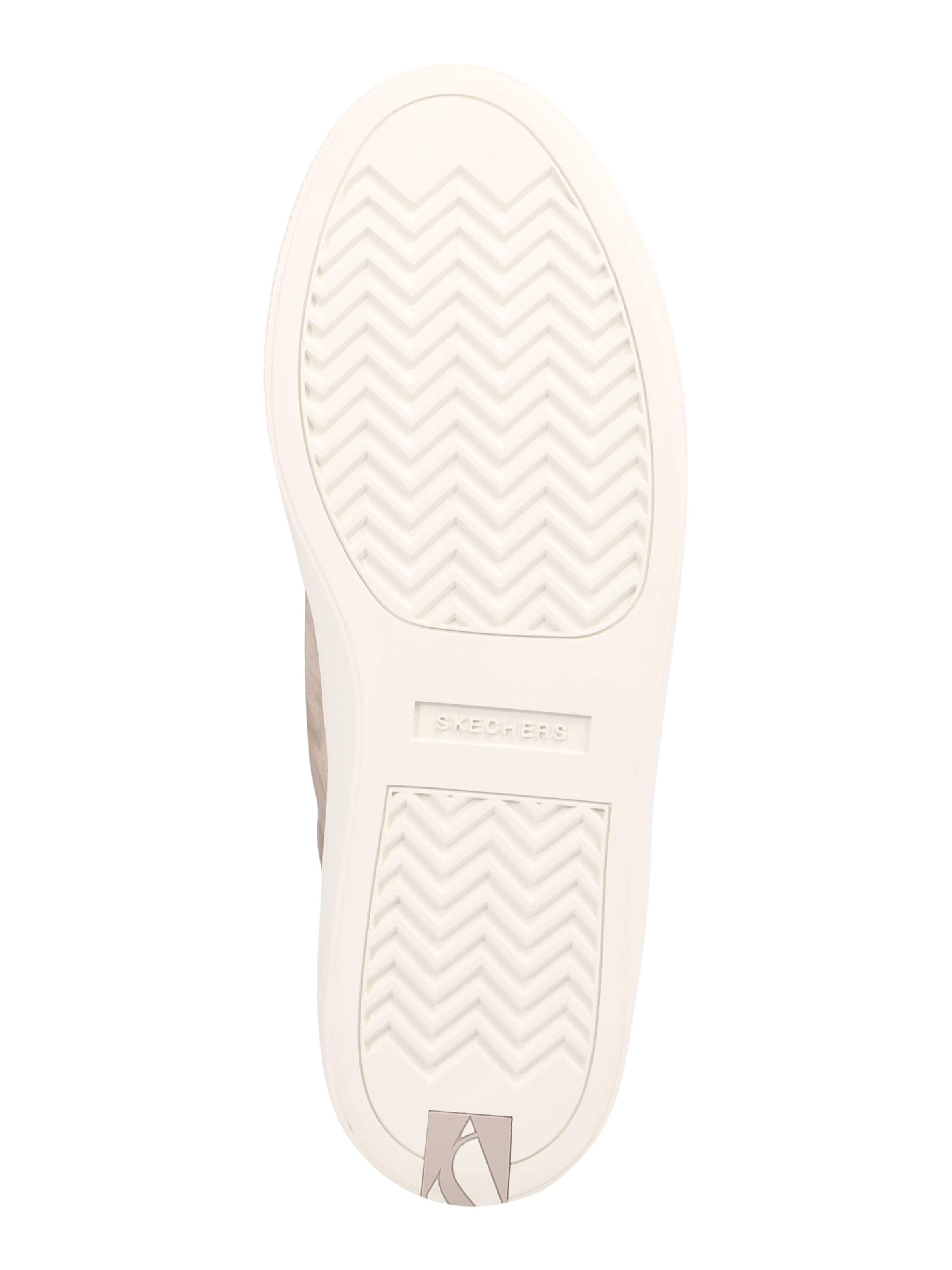 Skechers Taupe Sneaker Street' 'side In wXZuOiTkP