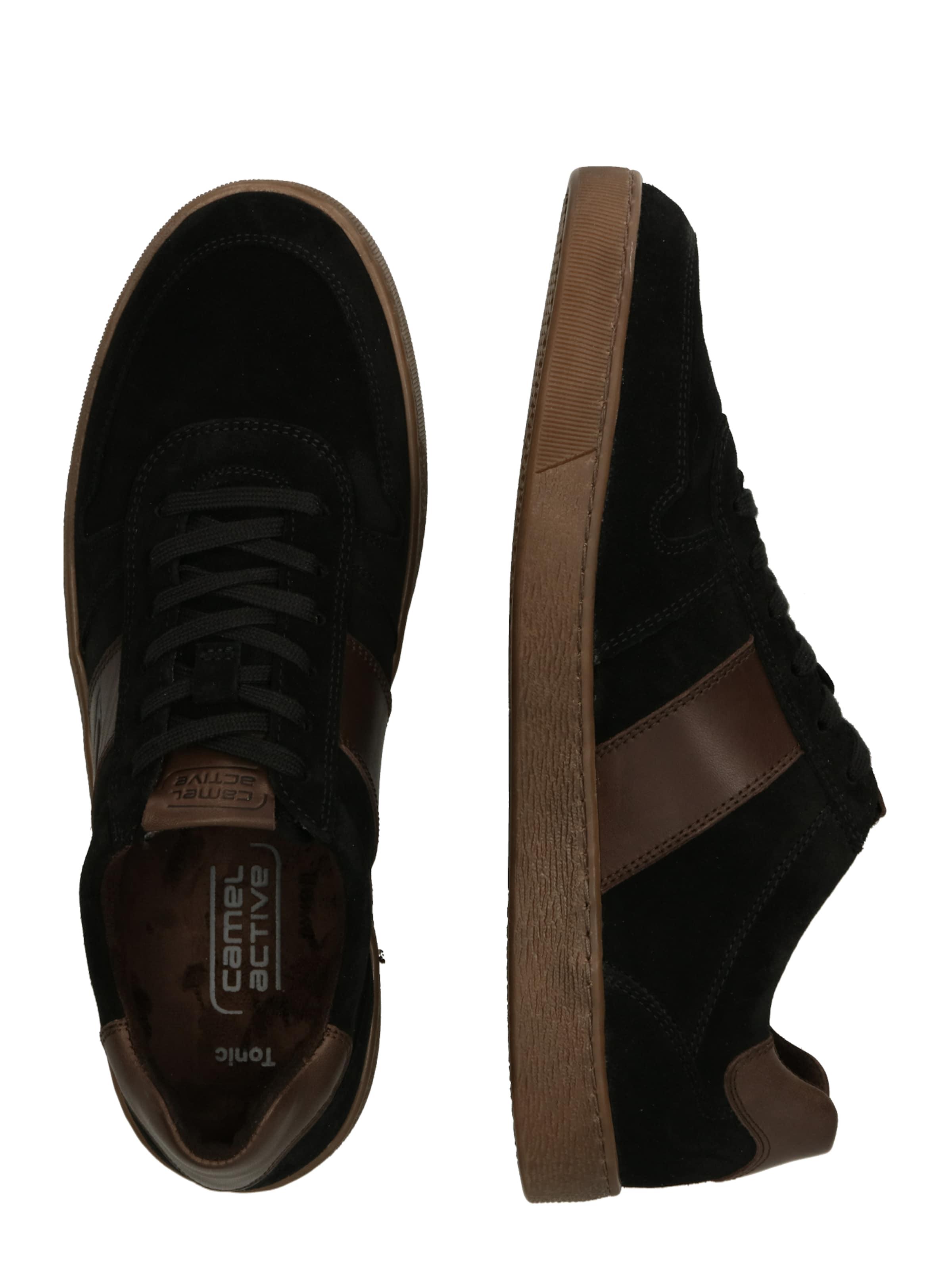 Sneaker Active 'tonic Camel 12' In MokkaSchwarz rsthQCxd