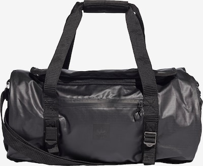 ADIDAS ORIGINALS Duffelbag in schwarz, Produktansicht