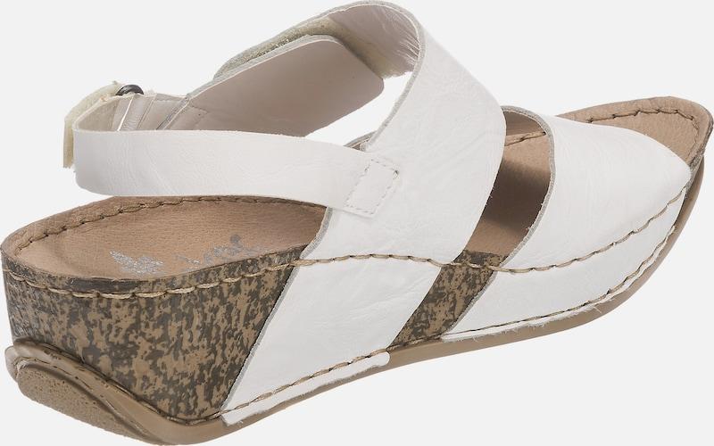 RIEKER Keilsandalette Günstige und langlebige Schuhe
