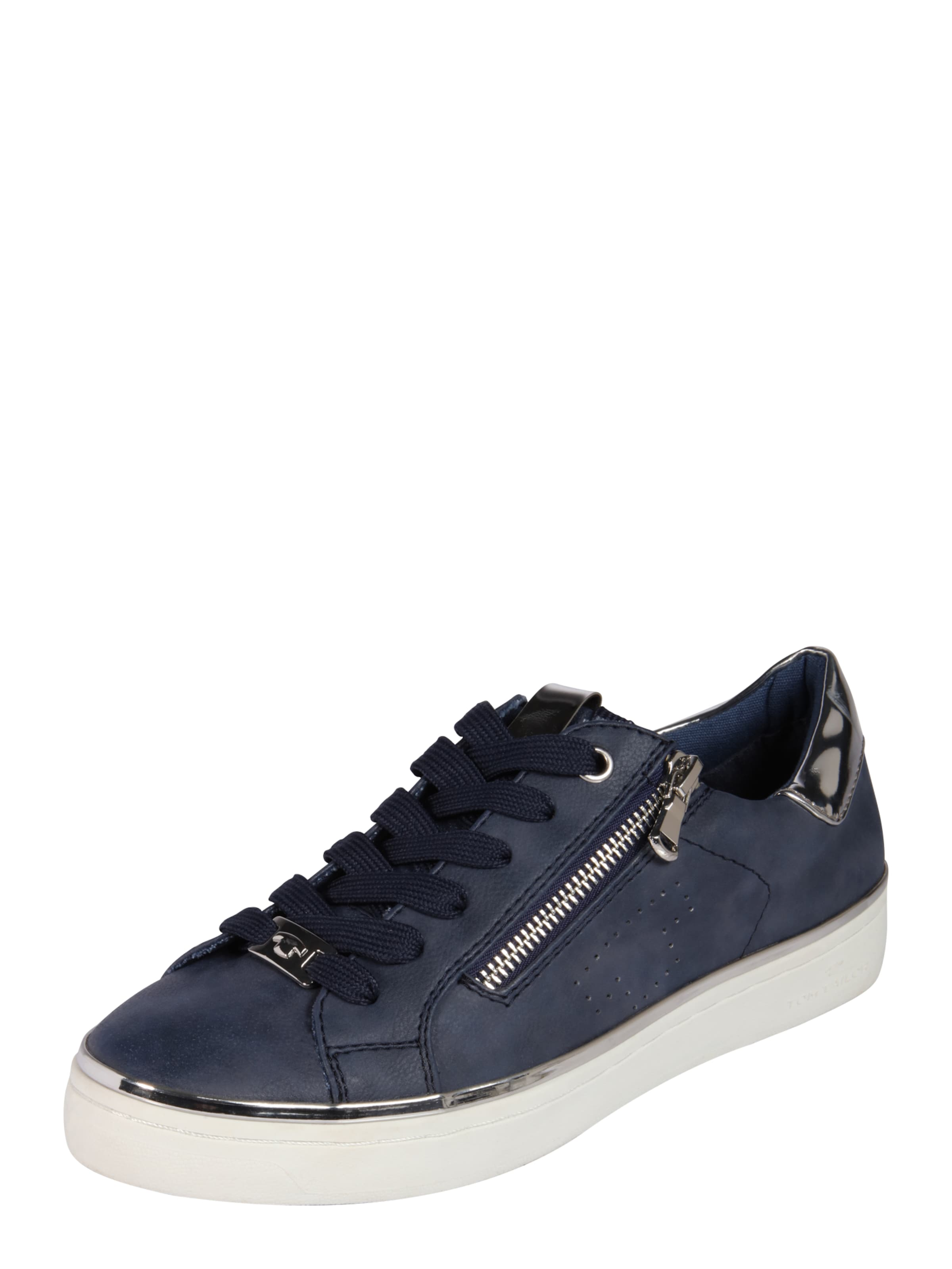 TOM TAILOR Sneaker mit Zipper Hohe Qualität