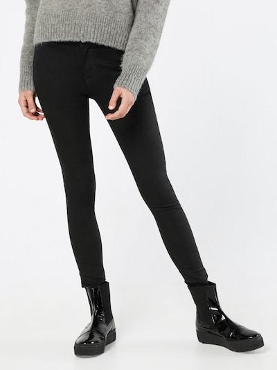 CHEAP MONDAY Jeans in de kleur Black denim, Modelweergave
