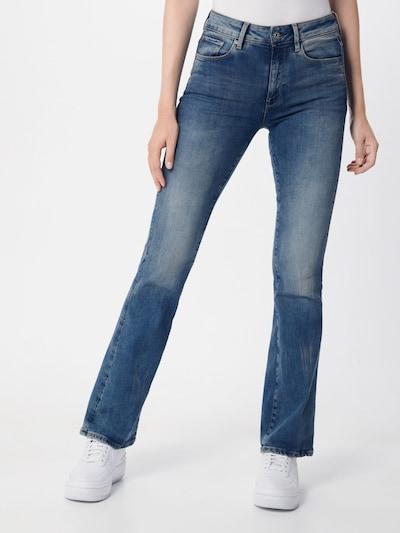 G-Star RAW Jeans '3301' in blue denim, Modelansicht
