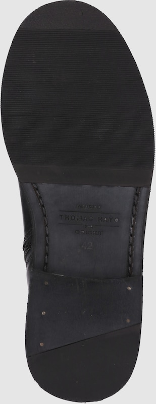 THOMAS HAYO for CRICKIT Lederstiefel 04' 'Momma 04' Lederstiefel 9a3f57