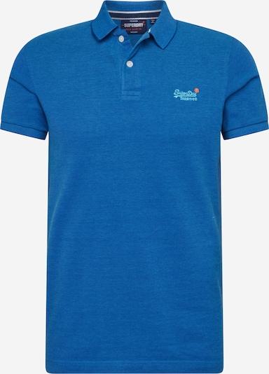 Superdry Shirt in de kleur Blauw gemêleerd, Productweergave