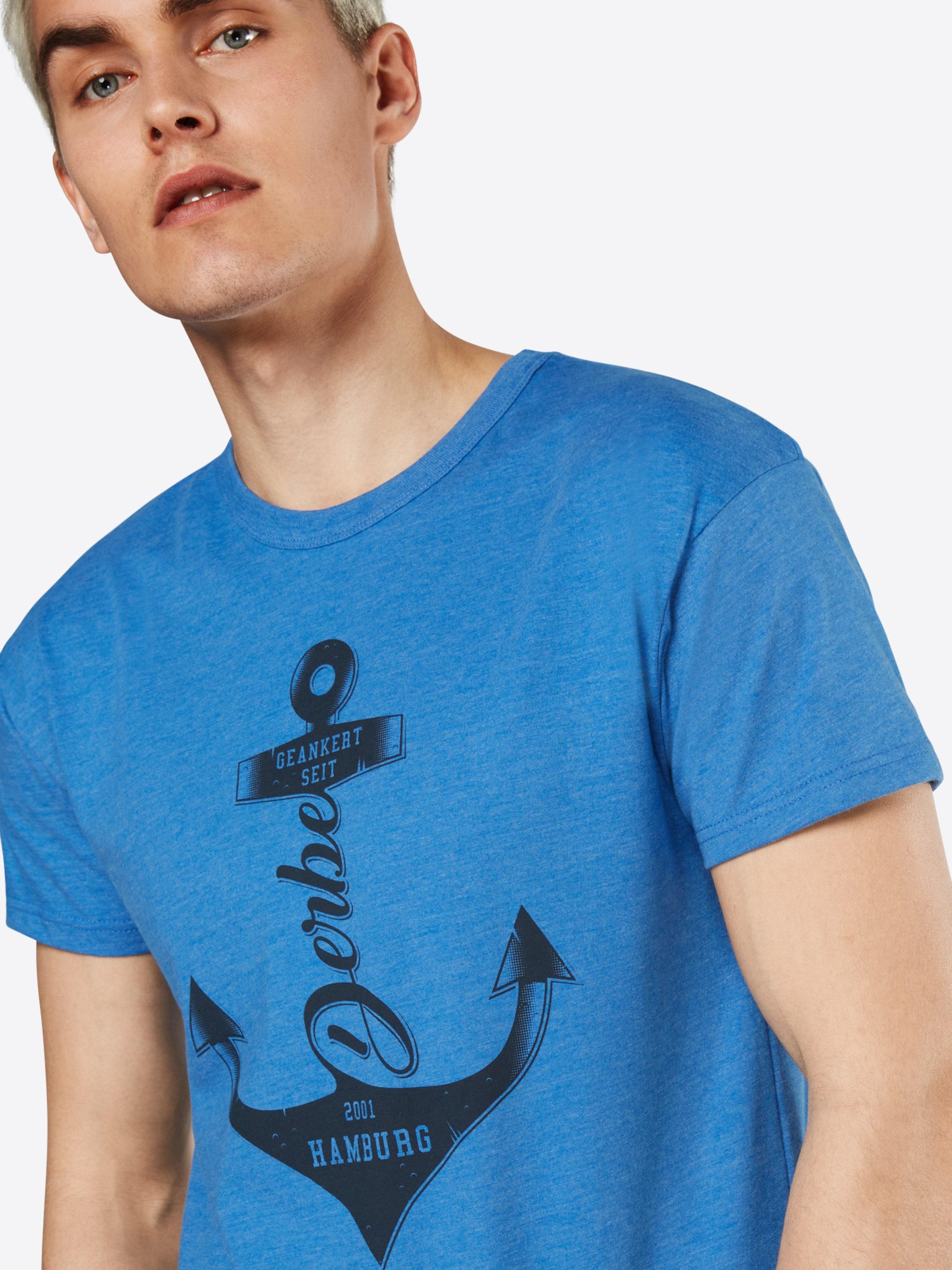 Derbe Shirt 'Geankert 2001' Freies Verschiffen Neue Stile 2nn9zMTG