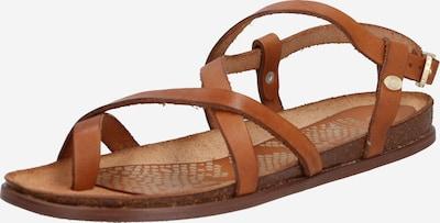 Fred de la BretoniÈre Remienkové sandále - hnedé, Produkt