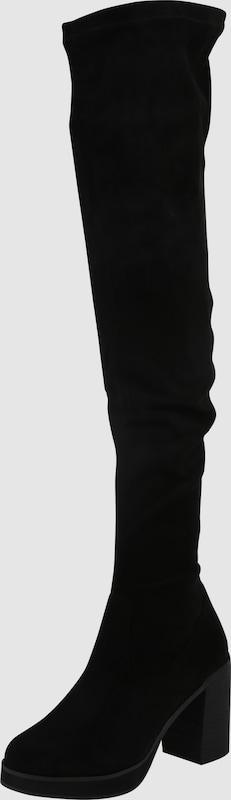 Even&odd Overknee-Stiefel 'ZLB2504 Textil Bequem, gut aussehend