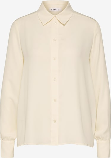 EDITED Blouse 'Floretta' in Offwhite WaxyS5mU
