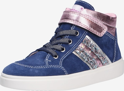RICHTER Stiefel in blau / pink, Produktansicht
