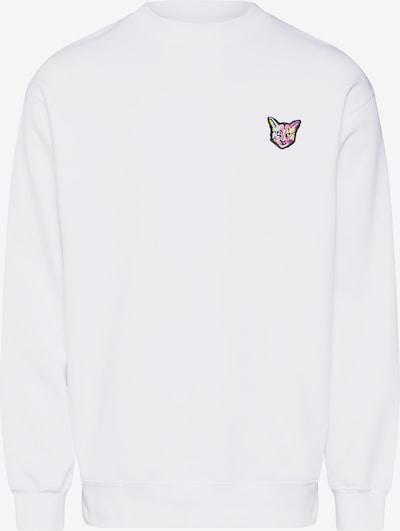 Bluză de molton 'Paula' PARI pe alb, Vizualizare produs