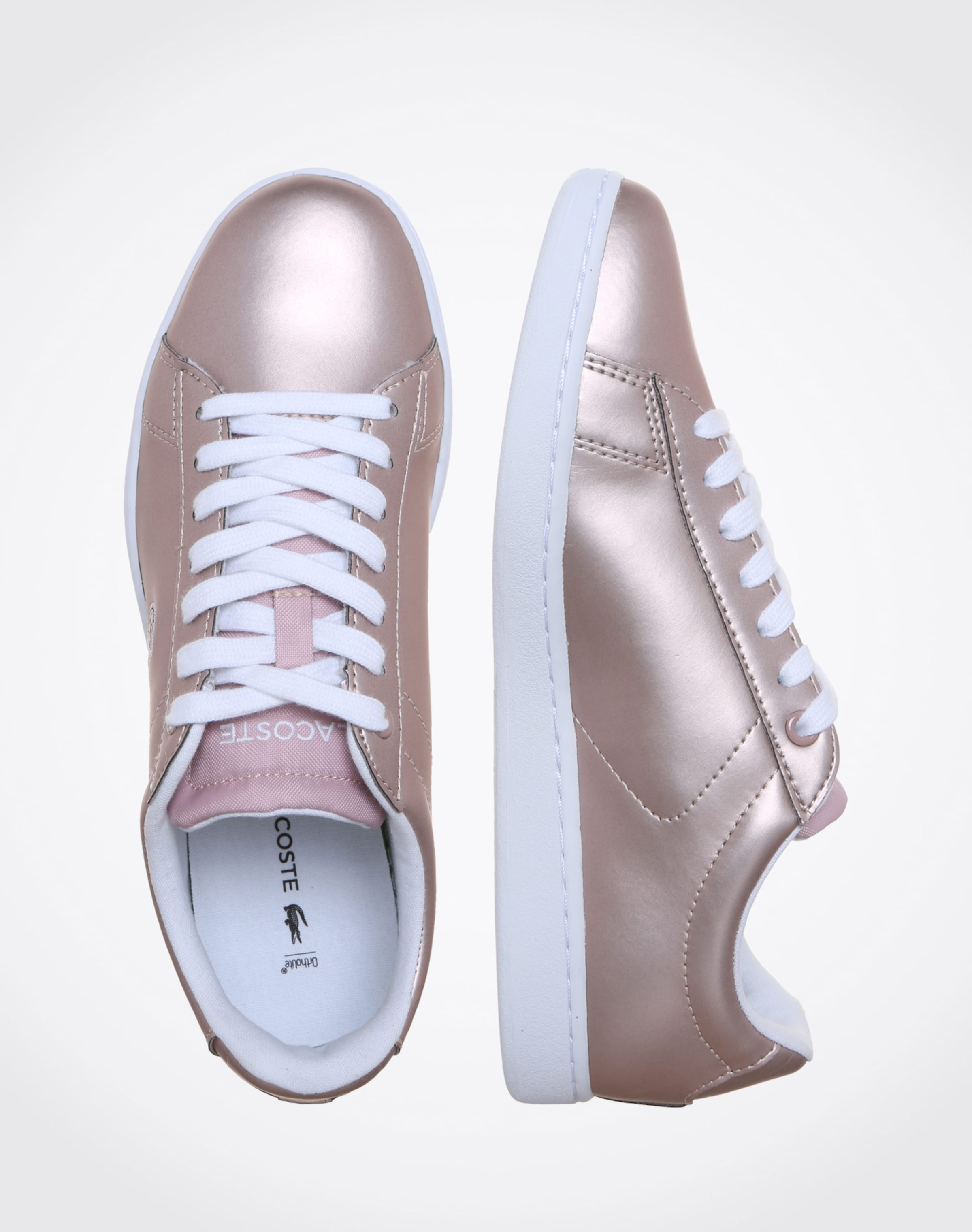 Spielraum Exklusiv Vorbestellung Für Verkauf LACOSTE Sneaker 'Carnaby' Billig Verkauf Footlocker Verkauf Online-Shop 0xnOgGojgG
