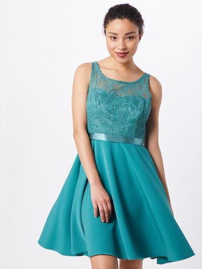 VM Vera Mont Kleid in türkis, Modelansicht