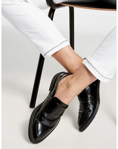 GERRY WEBER Jeans in weiß, Modelansicht