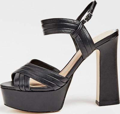 GUESS SANDALETTE 'JANIA' in schwarz, Produktansicht