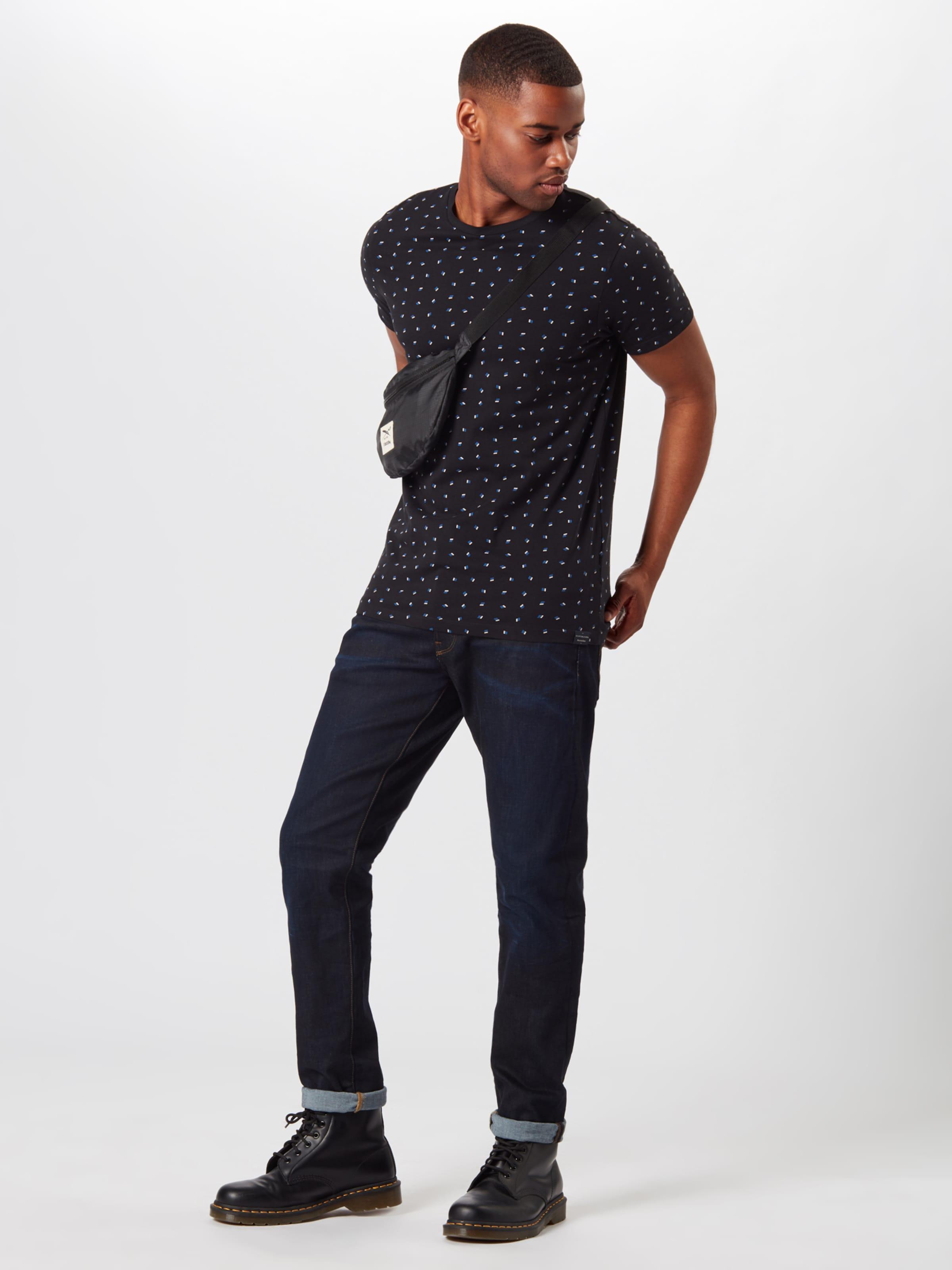 Noir Scotchamp; T shirt En Soda vOnwm0N8