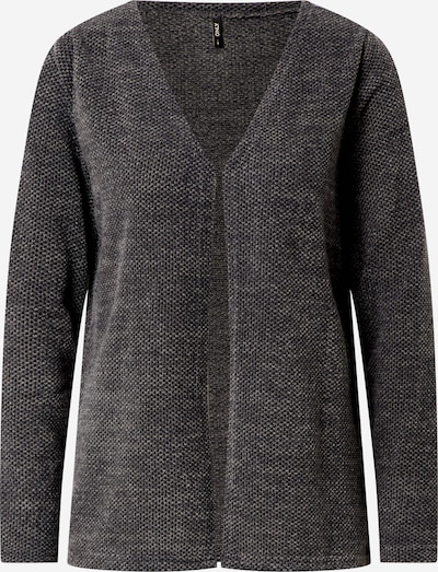 ONLY Cardigan 'ALBA' en gris foncé, Vue avec produit