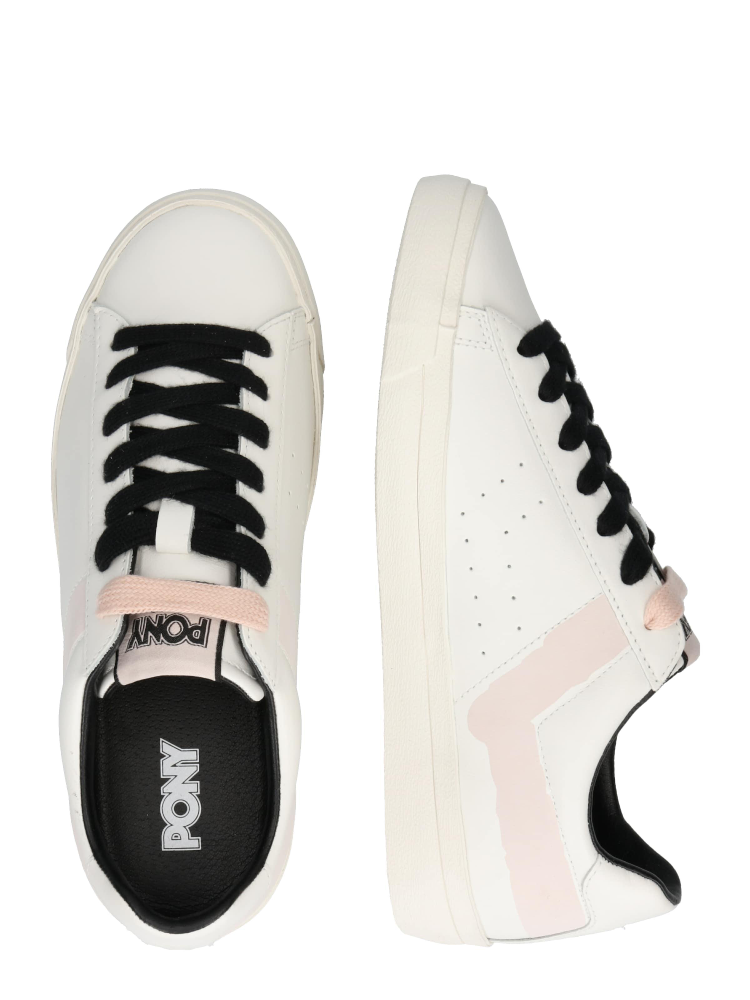 RosaSilber 'topstar' Sneaker Weiß Pony In mNnv80wO