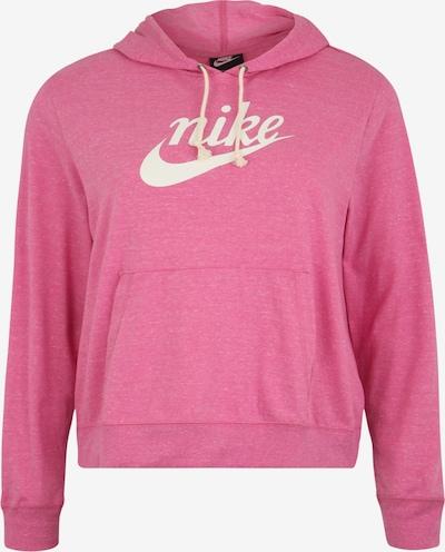 Megztinis be užsegimo iš Nike Sportswear , spalva - margai rožinė / balta, Prekių apžvalga