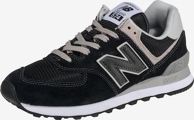 Sneaker bassa new balance di colore beige / grigio scuro / nero, Visualizzazione prodotti