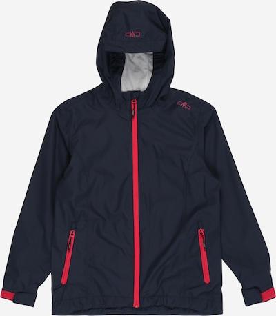 CMP Outdoorová bunda - marine modrá / červená, Produkt