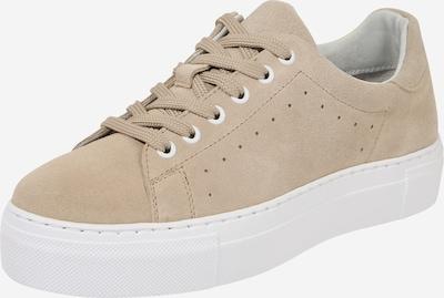 PS Poelman Sneaker '5884' in beige / sand, Produktansicht