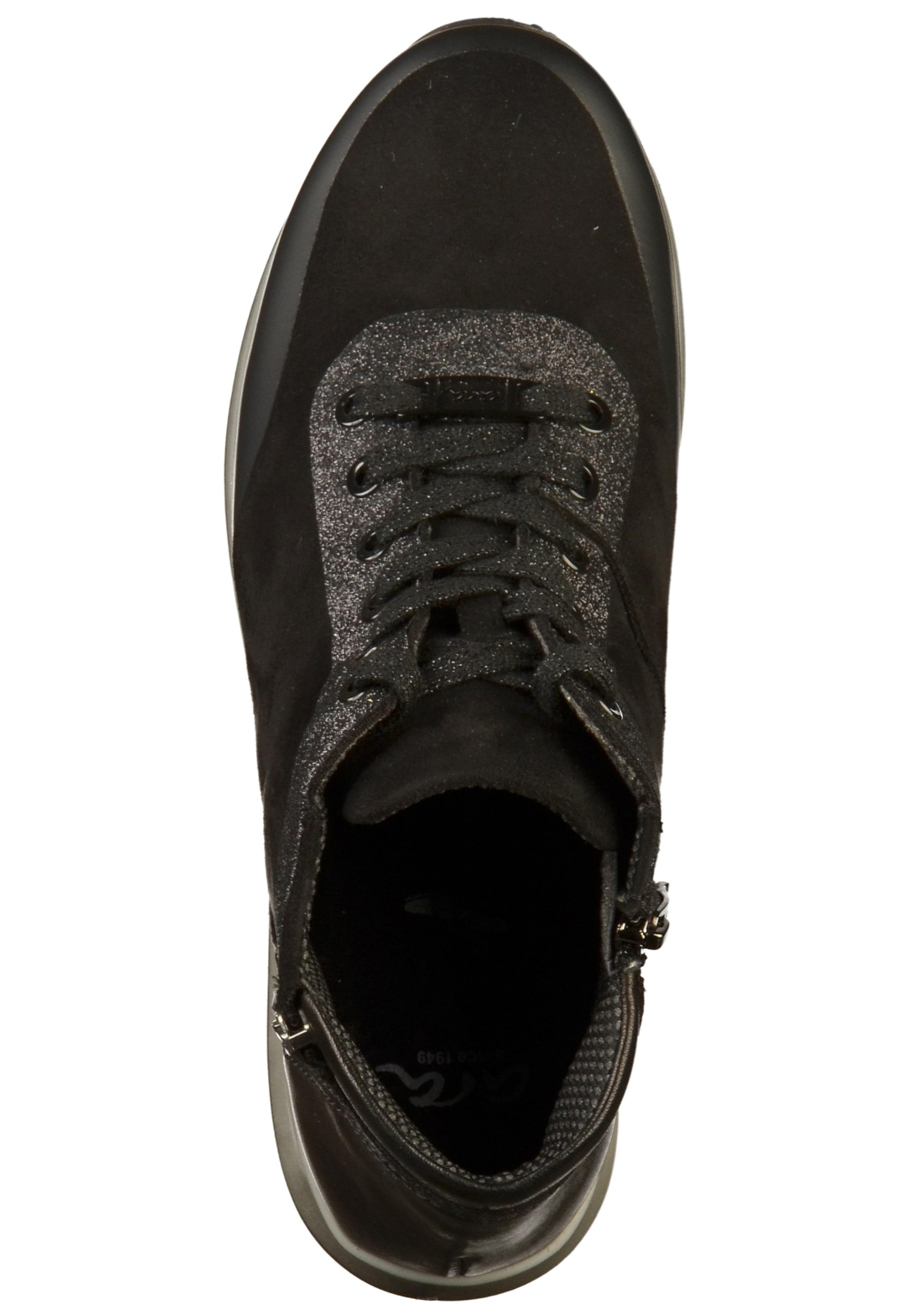 Sneaker In Ara Schwarz Ara Sneaker In Schwarz Schwarz Ara In Sneaker Qtrshd