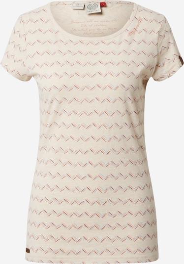Ragwear Tričko 'MINT ZIG ZAG' - krémová / režná, Produkt