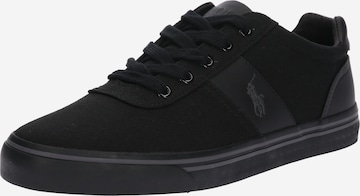 Polo Ralph Lauren Sneakers 'Hanford' in Black