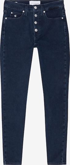 Calvin Klein Jeans Jeans in de kleur Black denim: Vooraanzicht