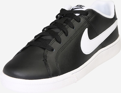 Nike Sportswear Baskets basses 'Court Royale' en noir / blanc, Vue avec produit