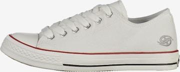 Dockers by Gerli Sneaker low i hvit