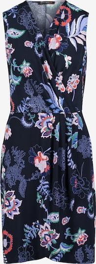 Betty Barclay Jerseykleid mit Print in dunkelblau / rot, Produktansicht