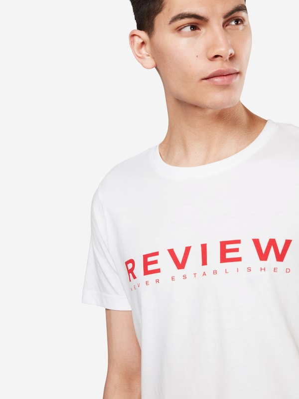 Review T-shirt Review Tee