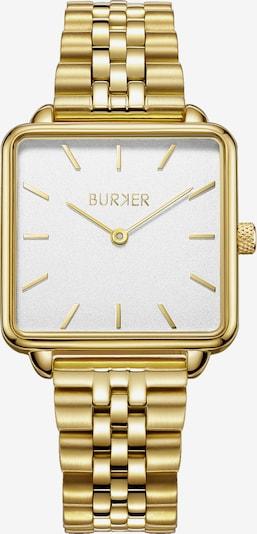 BURKER Watches Uhr Chloe Gold White Limited Edition in gold, Produktansicht